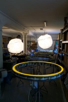 Lichtbau Customised Lamps
